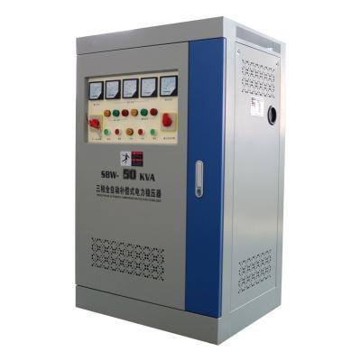 大功率稳压器SBW-100KVA